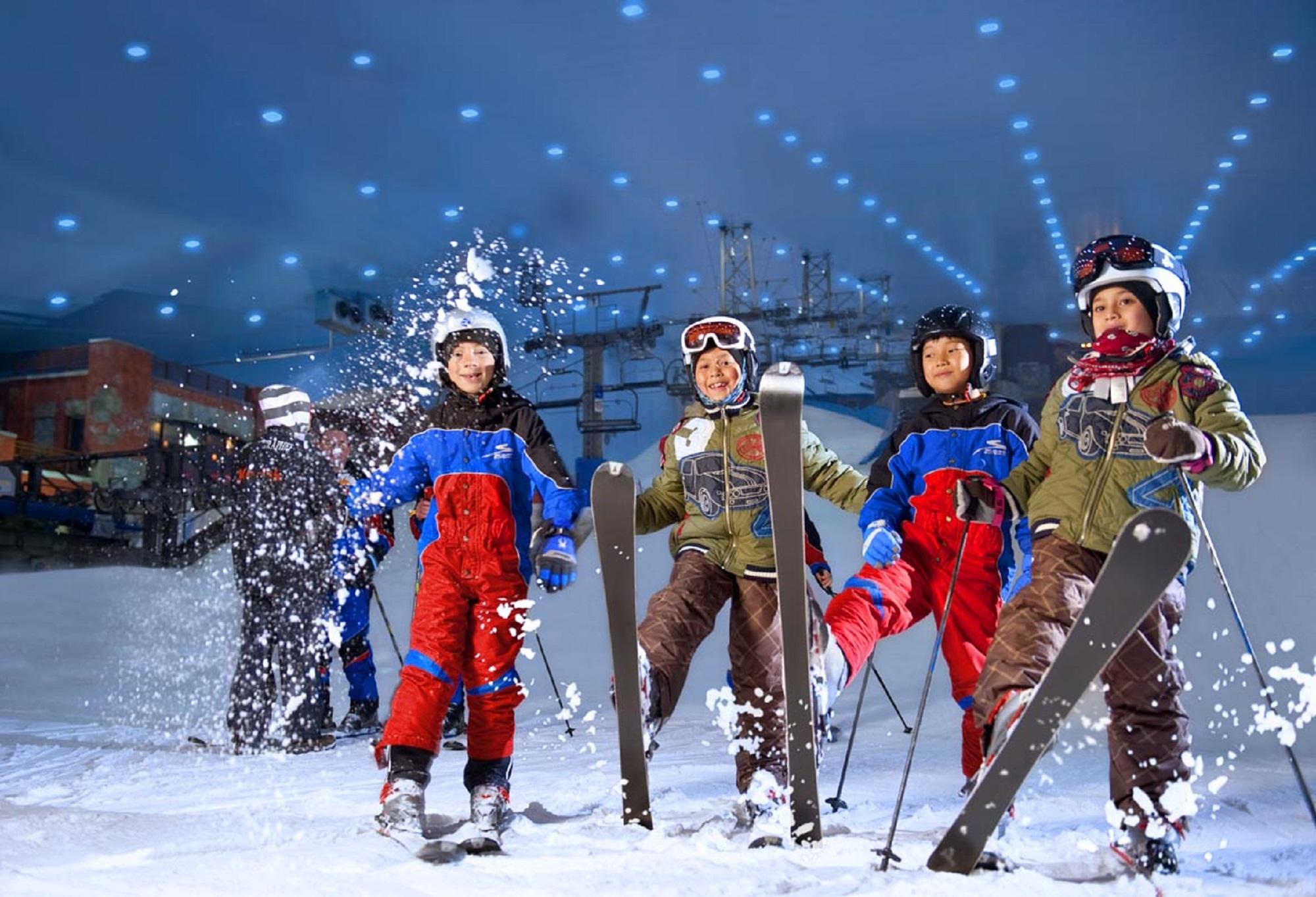 Ski Dubai Polar Pass Akhilaa Tourism
