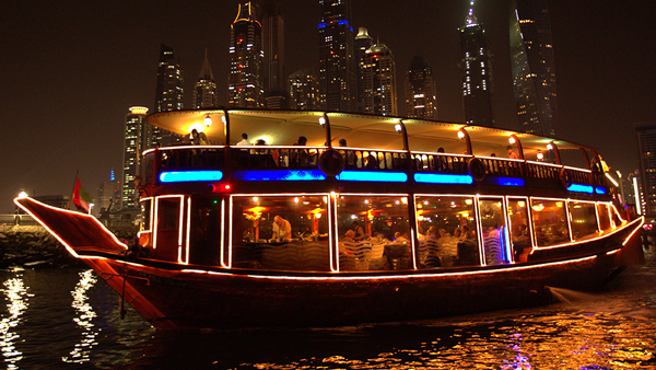 Dhow Cruise School Tour